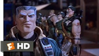 Small Soldiers 2/10 Movie CLIP  Activating The Troops 1998 HD