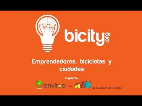 Vídeo de 2015 de la I edición de Bicity en Madrid.