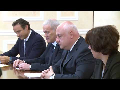 Președintele Republicii Moldova s-a întîlnit cu delegația Adunării Parlamentare a OSCE