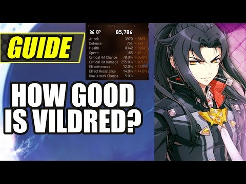 【Epic Seven】HERO SPOTLIGHT: Vildred
