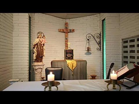Eucaristía del martes 7 de julio de 2020. Oficiada por el P. Javier Fuenmayor, SJ.