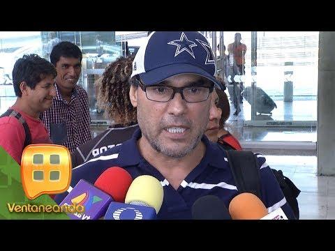 Eduardo Yáñez revela que le da 'hueva' la prensa | Ventaneando