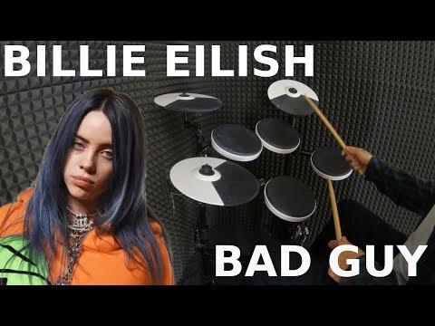 🥁Billie Eilish-Bad Guy Drum cover🥁