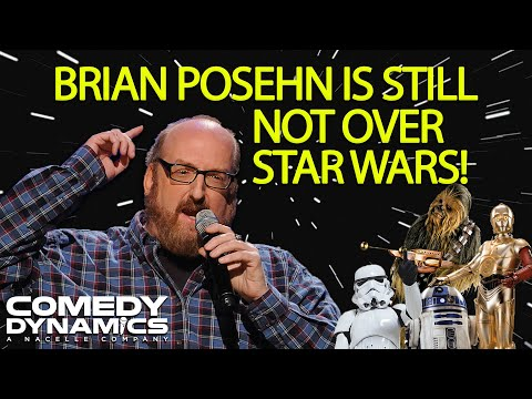 Brian Posehn - Still Not Over Star Wars (Stand up Comedy)