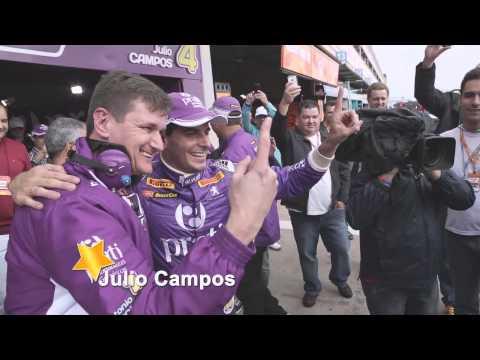 Vídeos da premiação: Pole Position