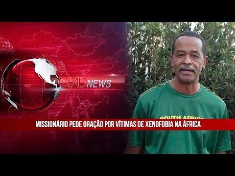 Boletim Semanal de Notícias CPAD News 143