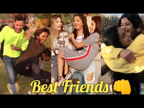 👬 Best friends 👭 forever// Bff💞💞//Tik tok videos on friendship...