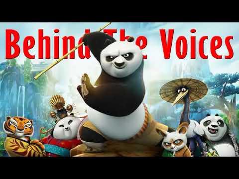 Kung fu panda 3-Behind the Voice.