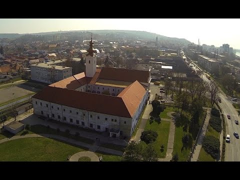 Hlohovec Drone Video