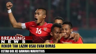 Video Rekor Tak Lazim Usai Evan Dimas Cetak Gol ke Gawang Mauritius MP3, 3GP, MP4, WEBM, AVI, FLV September 2018