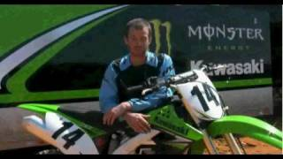 4. 2009 Kawasaki KX450F Review