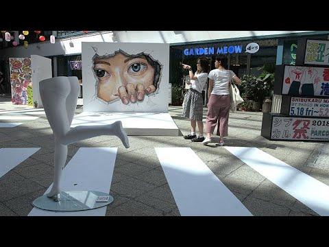 Hongkongs überraschende Seite: Die boomende Kunstszen ...