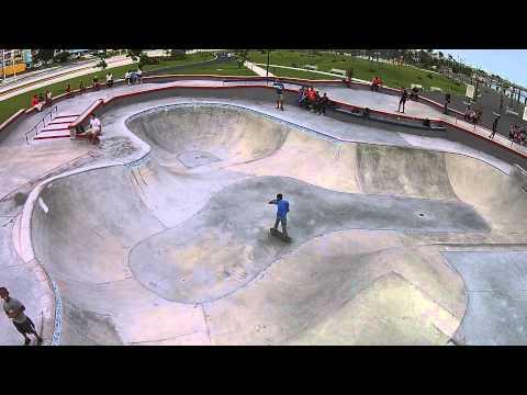 Skate Park in Panama City
