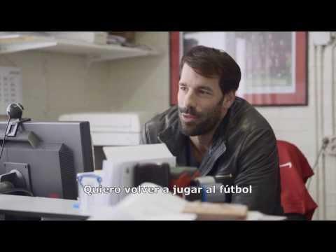 Ruud Van Nistelrooy vuelve a los terrenos de juego