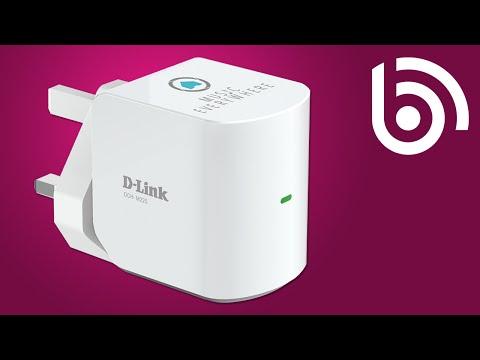 D-Link Audio Extender
