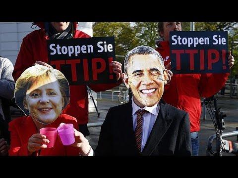 Caterpillar: Σε κίνδυνο 7.000 θέσεις εργασίας- Αντίθετοι με την TTIP οι εργαζόμενοι στη Βαλλονία