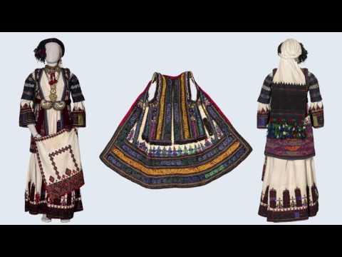 Ελληνικές γυναικείες φορεσιές: βασικοί τύποι