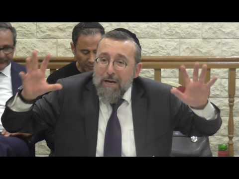 Pourim l'histoire secrète par le Rav Itshak Cohen