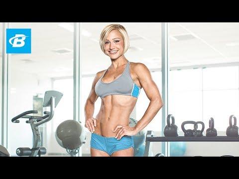 Training with Jamie Eason – Bodybuilding.com