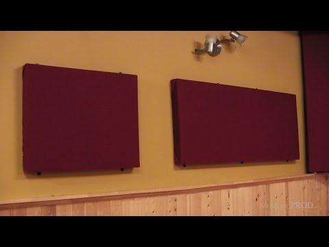 Fabriquez vos panneaux acoustiques