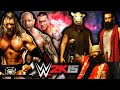 WWE 2K15: The Evolution VS The Wyatt Familly [FR//HD]