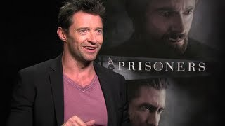 Hugh Jackman Interview - Prisoners (HD) JoBlo.com