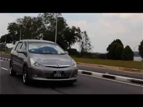 Clutched: Se1 Ep4 - Toyota Wish Review