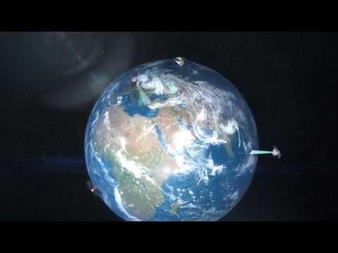 Роскосмос начал создавать цифровую модель Земли