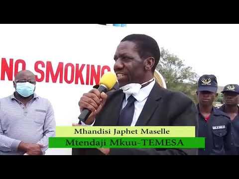 Kivuko MV. Ilemela chaanza rasmi kutoa huduma