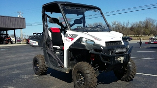 4. 2014 Polaris Ranger Xp900 Eps le overview and walk around
