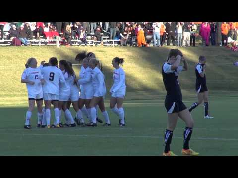 Women's Soccer vs. Gardner-Webb - 11/2/14