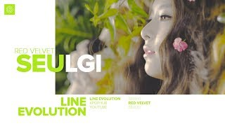 Video RED VELVET - SEULGI (Line Evolution) MP3, 3GP, MP4, WEBM, AVI, FLV Januari 2018