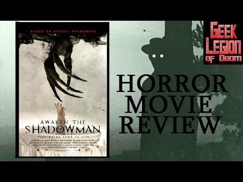AWAKEN THE SHADOWMAN ( 2017 Jean Smart ) Horror Movie Review