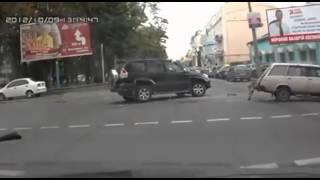 Walk Away After Crash