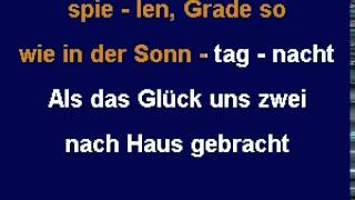IMMER WIEDER SONNTAGS - Cindy&Bert - (Karaoke CD+G)