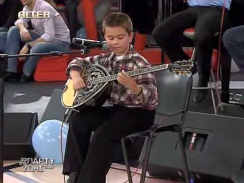 greek boy - greek boy with bouzouki 3.