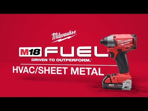 IMPACT HAMMER DRILL USES HVAC & SHEET METAL