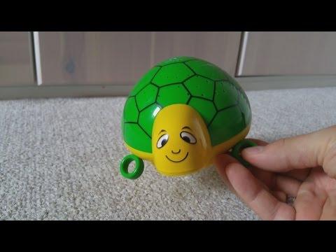 Nachtlicht Schildkröte von Ansmann - Baby Nachtlicht Test