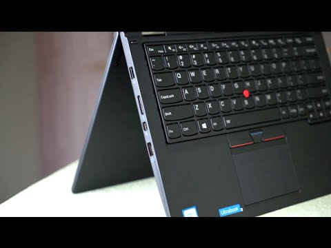 Lenovo ThinkPad Yoga 260 Review