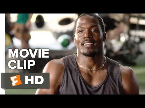 War Room Movie CLIP - Weight Room (2015) - T.C. Stallings Movie HD