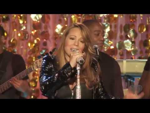 Mariah Carey - H.A.T.E.U. (Live at Stripped NYC 2009)