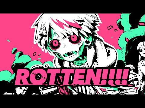 和田たけあき - ROTTEN!!!!  / WADATAKEAKI - ROTTEN!!!!