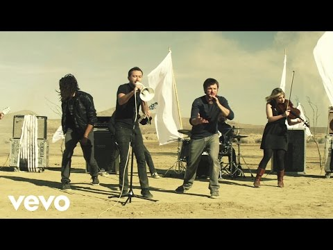 Flobots feat. Tim McIlrath – White Flag Warrior