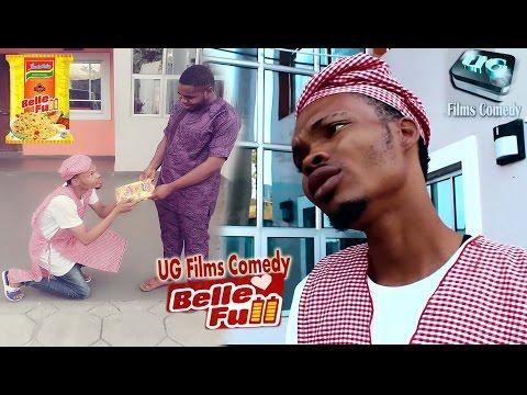 U G Films Comedy: Indomie Bellfull comedy Skit.