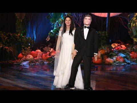 Ellen's Halloween Costume Revealed!