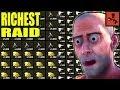 raiding the RICHEST BASE in Rust?! - Part 1: Salty Korean Zerg Clan ( Rust Raids n Rust PvP )