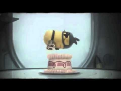 Tanti Auguri – Happy Birthday from Minion !!!