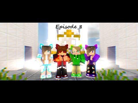 """On & On"" - [Werewolf Adventure Series EP. 8] (Minecraft Animation Music Video)"