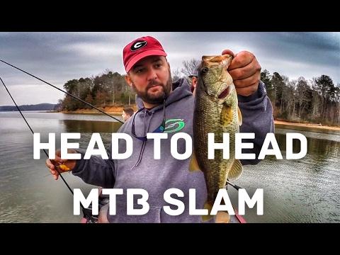 Fishing at its best - MTB Head to Head Slam_Horgászat videók