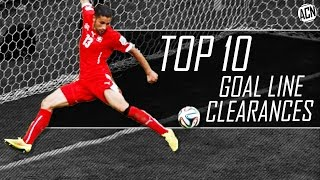 TOP 10 of the Best Goal Line Clearances Subscribe: ►Youtube: https://www.youtube.com/AlexCNHD?sub_confirmation=1 ►Google+: https://plus.google.com/+AlexCNHD